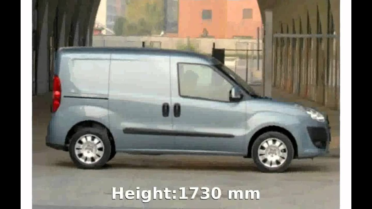 2007 Fiat Doblo Cargo 1 3 Jtd Specs Youtube