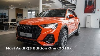 Audi Q3 35 TDI S LINE S TRONIC Edition One (2019)