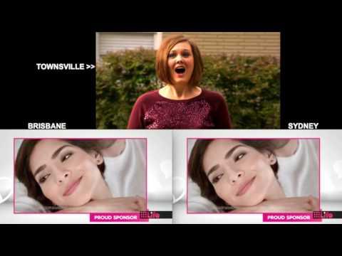 9LIFE: Townsville v. Brisbane v. Sydney Comparison (01/10/16)