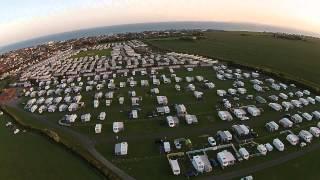 DJI phantom 2 camping at scotts farm