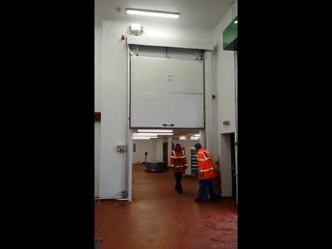 Vertical Sliding Door Youtube