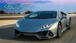Lamborghini Huracan Evo: Road And Track Review | Carfection 4K