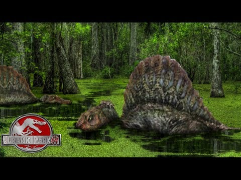 Download Youtube: 2 Spinosaurus's On Isla Sorna Theory | Jurassic Park 3 |