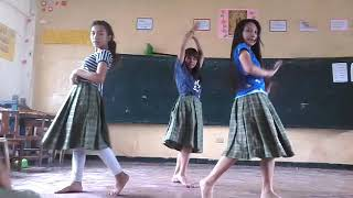Momoland boom boom dance cover by high school students