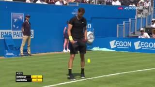 Grigor Dimitrov vs. Ryan Harrison -