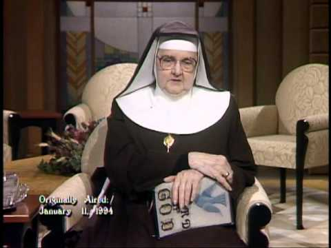 Mother Angelica Live Classics - 08-30-2011 - January 11, 1994 - Losing Faith - Mother Angelica