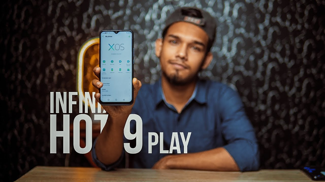 Infinix Hot 9 Play Review in Bangla | ATC