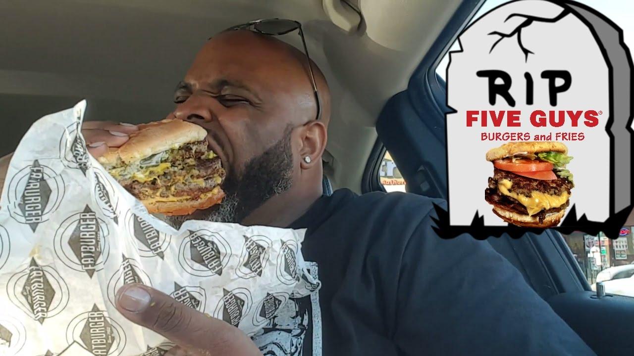 photograph about Five Guys Printable Menu named Fatburger
