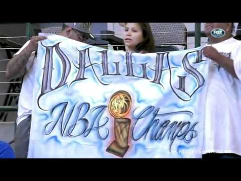New Mavericks Song we are the champions