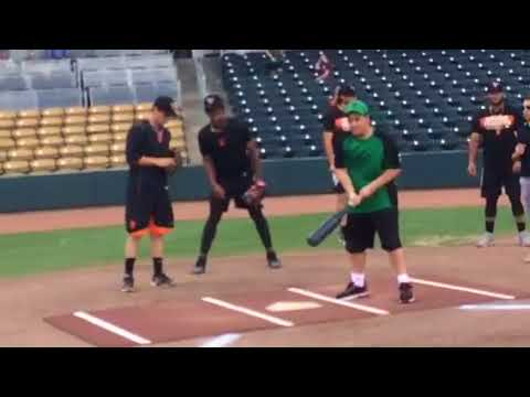 Greater Augusta Family YMCA Miracle League Plays At SRP Park