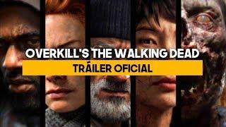 Overkill's The Walking Dead, Tráiler presentación