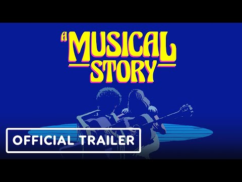 A Musical Story Overview Trailer - Day of the Devs 2021