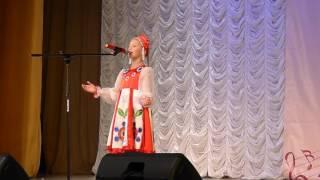Маків цвіт — Я дівчина молода! Подивіться на мене!! — Катя Мельникова — Богородская Ліра — 2016