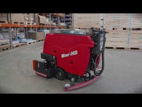 FactoryCat Schrubbmaschine Mini