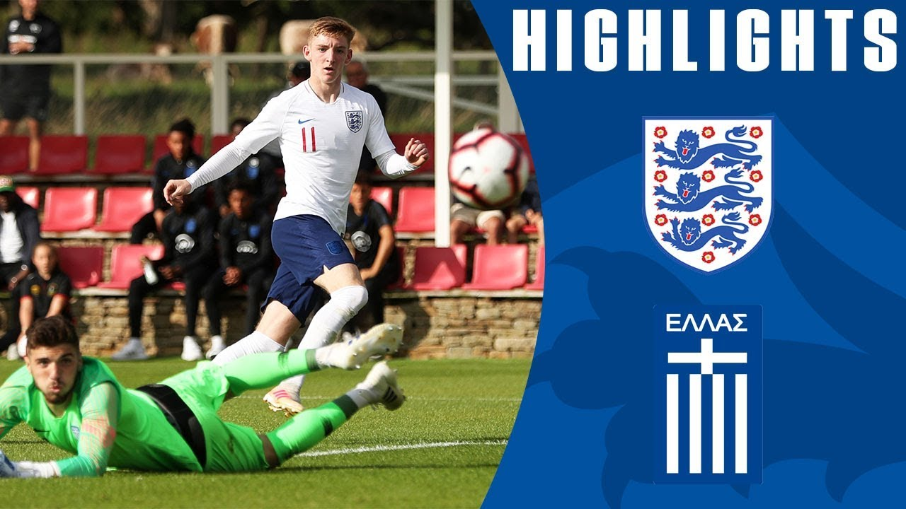 Download England 3-1 Greece U19s | Young Lions Start Season With Emphatic Win! | Official Highlights