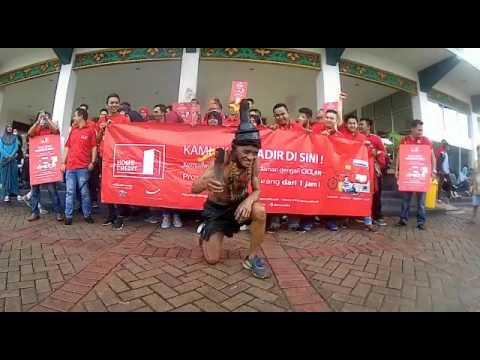 Waja sampai Kaputing Home Credit Indonesia Banjarmasin YouTube