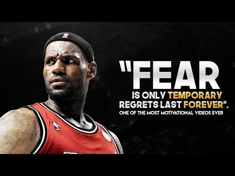 OVERCOMING FEAR – One of the Most Powerful Motivational Videos Ever (very powerful!)