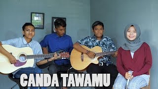 Download MOMONON - CANDA TAWAMU Cover by Ferachocolatos & Friends Mp3