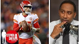 Can Patrick Mahomes become an all-time great? | Stephen A. Smith | ESPN