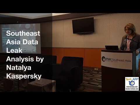 Southeast Asia Data Leak Analysis by Natalya Kaspersky