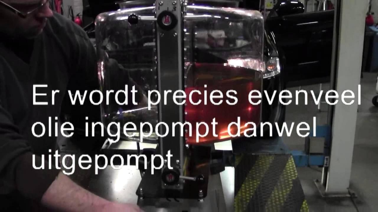 Autocentrum van gog automatische versnellingsbak spoelen flushen youtube
