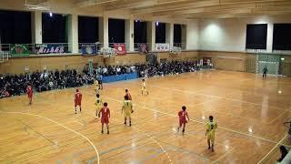 大会1日目 (男子)鳥居本 (滋賀県) × 東久留米西(東京都)