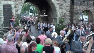Schützenfest 2017 - Königsvogelschießen der Junggesellen