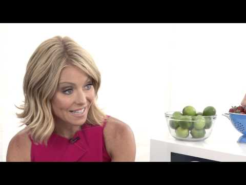 TheCelebrityCafe.com Interview with Kelly Ripa