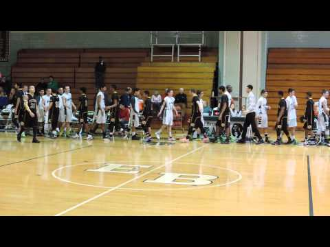 East Brunswick vs South Brunswick JV, 7 Feb 2015