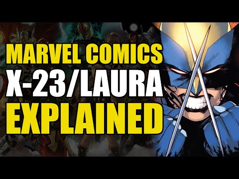 Marvel Comics: X-23/All New All Different Wolverine Explained