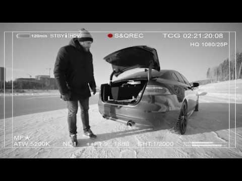 тест драйв  Jaguar XE Ягуар XE