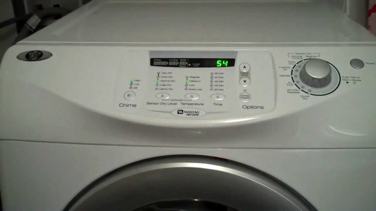 maxresdefault maytag neptune dryer with a split drum youtube maytag mde9700ayw wiring diagram at n-0.co