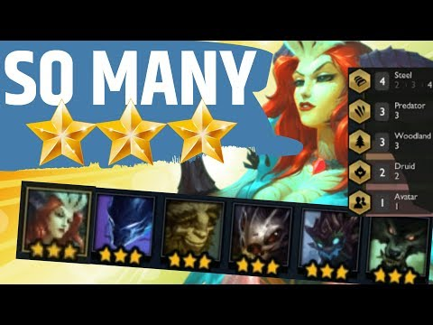 6  STAR CHAMPIONS! - SET 2 HYPER ROLL BEST COMPS TFT Teamfight Tactics Strategy Guide 9.22 Meta
