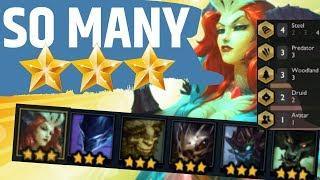 6 ⭐⭐⭐ STAR CHAMPIONS! - SET 2 HYPER ROLL BEST COMPS TFT Teamfight Tactics Strategy Guide 9.22 Meta