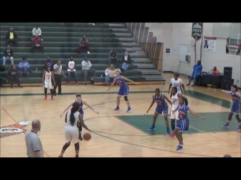 Bri Szymanski - Jan 27, 2017 Highlights West Orange vs Jones High School