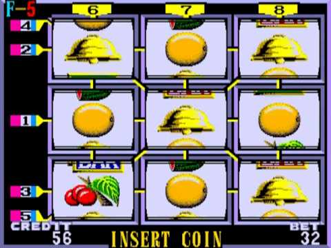 Super 8 Line Slot Machine