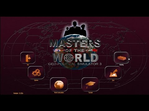 Masters of the World explained - The Netherlands Part 1