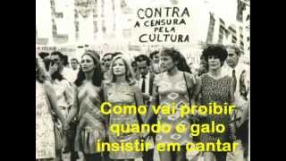 Chico Buarque - Apesar de Você (Legenda)
