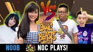 NOC Plays Gang Beast! #1