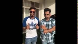 NAKHRE || JASSI GILL, BABBAL RAI || BEHIND THE SCENES OF LETEST VIDEO 2017 ||