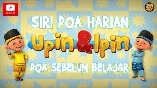 Siri Doa Harian Upin & Ipin - Doa Sebelum Belajar