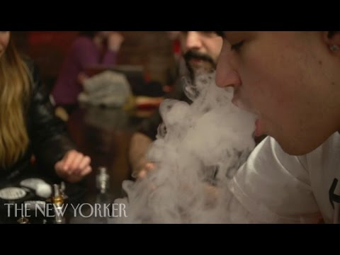 Thank You For Vaping: The E-Cigarette Debate