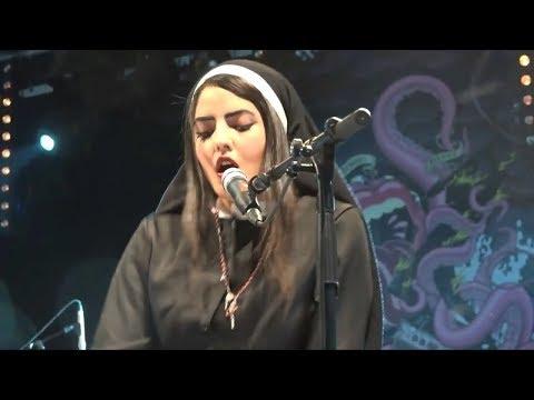 Reverend Beat-Man & Sister Nicole Izobel Garcia - Come back Lord live 2014