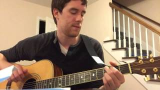 Sufjan Stevens - Decatur, Or, Round of Applause for Your Step-Mother!! (Cover)