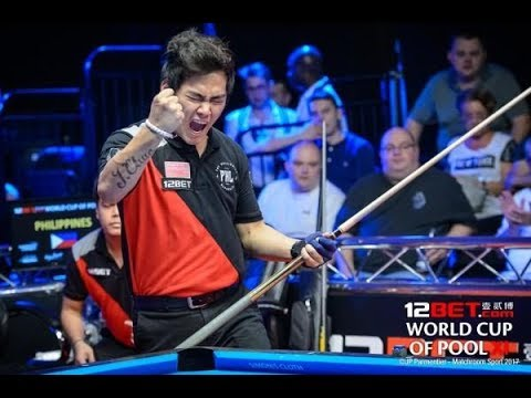 World Cup Of Pool Championship - Philippines VS China - 9 Ball