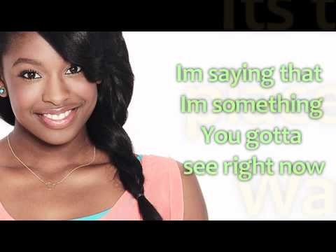 Coco Jones - What I Said (LYRIC VIDEO)