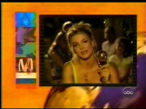 Britney Spears Best Pop Female 2000 World Music Awards ...