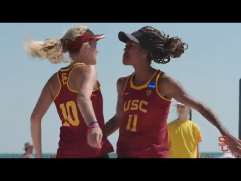USC Beach Volleyball - NCAA Semifinals Rapid Reaction