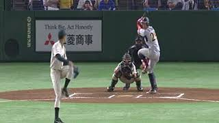 第89回都市対抗野球大会(7/15 第三試合 JR東日本 対 西濃運輸)
