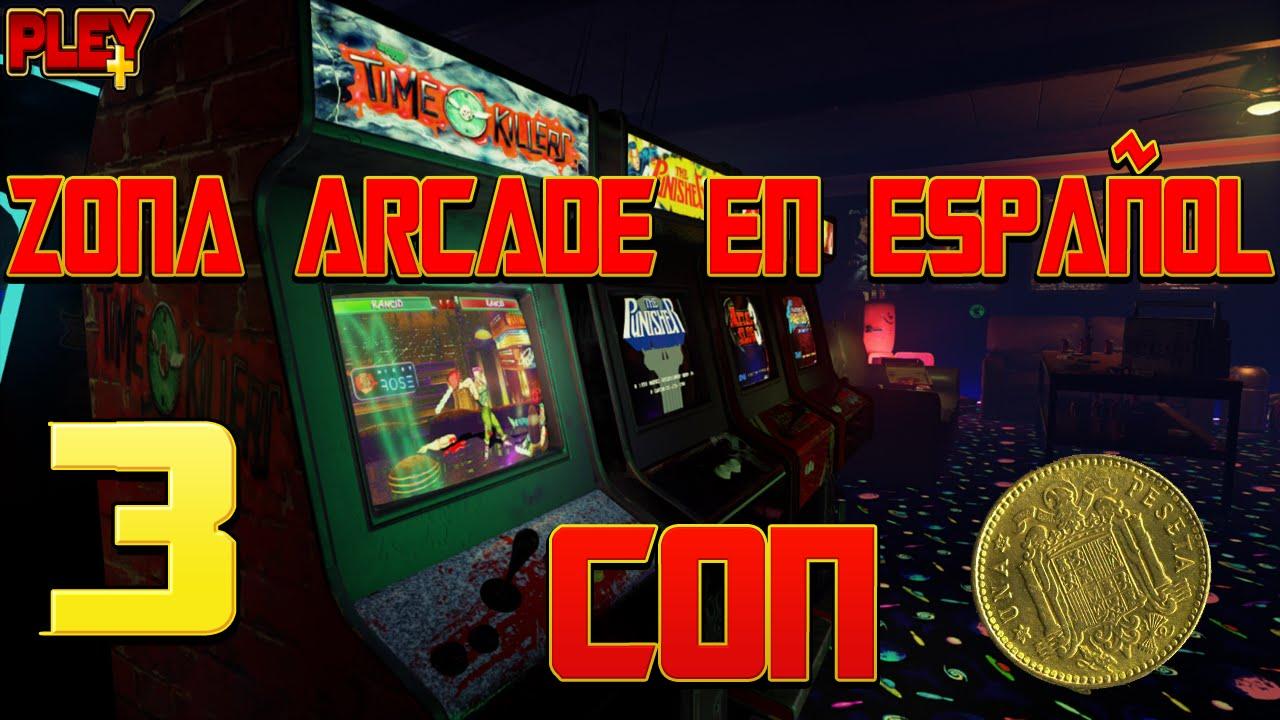 Simulador de sal n recreativo new retro arcade 3 youtube - Simulador de salones ...